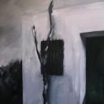 Sin-Titulo - óleo sobre tela - 100 x 80 cms