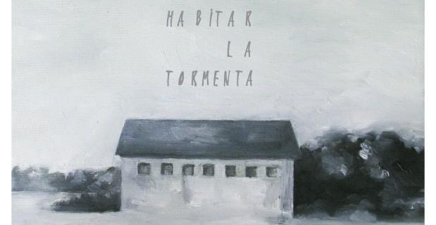 """20 de Febrero 2015 – Inauguración Exposición Individual """"Sobre Como Habitar La Tormenta"""""""